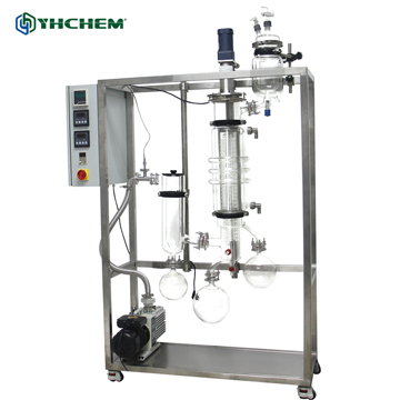 短程蒸餾設備分子蒸餾儀