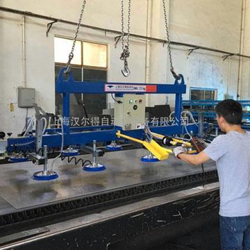 大型激光切割機板材上料吸盤吊、伸縮式真空吊具