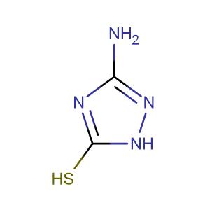 3-氨基-5-巯基-1,2,4-三氮唑