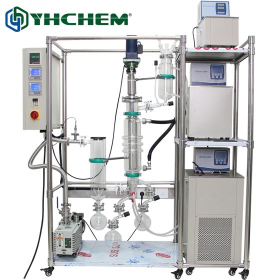 植物油提純設備分子蒸餾器