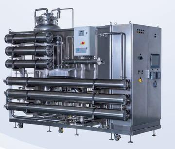 3m?/h新型纯化水机