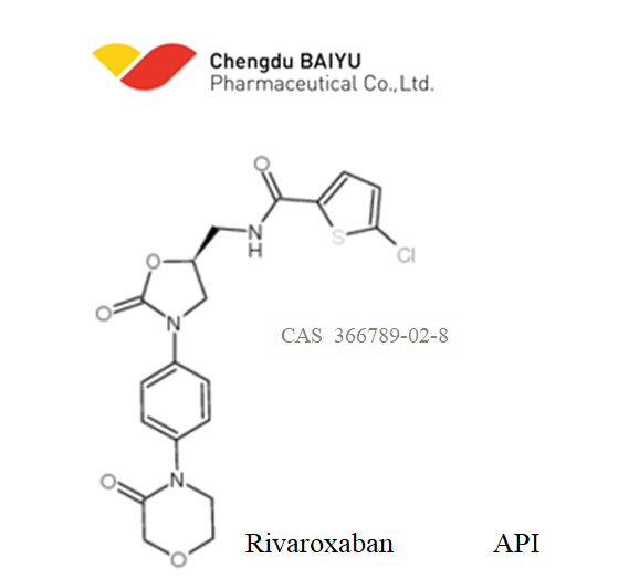 Rivaroxaban API