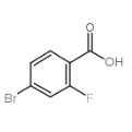 2-氟-4-溴苯甲酸