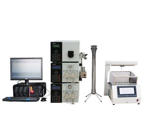 半制备/制备液相色谱(SAC)系统
