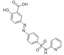 柳氮磺吡啶