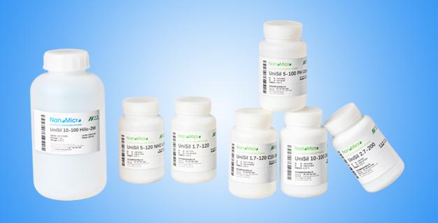 UniSil反相硅膠填料