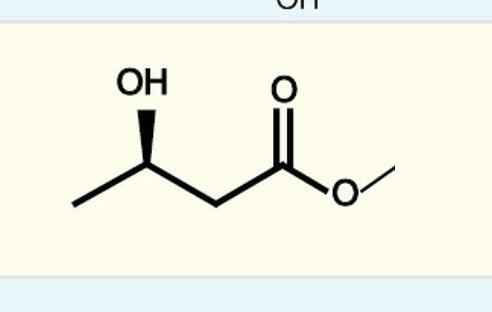 Methyl (R)-3-Hydroxybutyrate