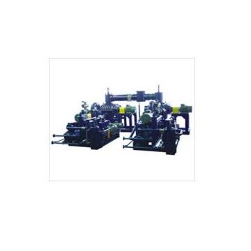 气冷式罗茨液环机组2-ZJ5000-ZJ1800-ZJQ600-2BE1203
