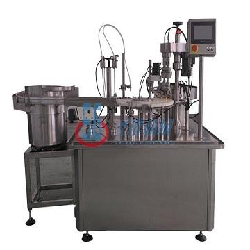 微量液体灌装生产线 0.1-1ml