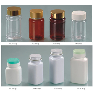 保健品口服固体瓶系列