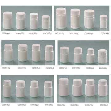 口服固體藥用高密度聚乙烯瓶圓瓶
