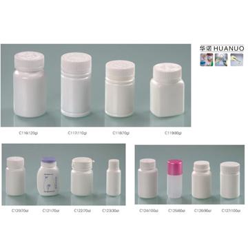 口服固體藥用高密度聚乙烯瓶系列