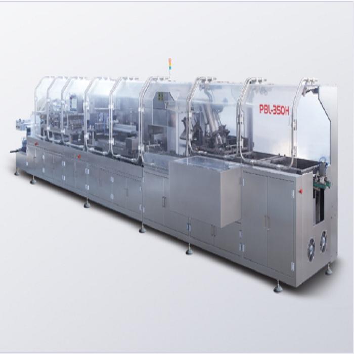 PBL-350H 安瓿瓶/西林瓶/口服液包裝自動生產線
