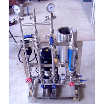 陶瓷膜小型实验设备(0.12m2)
