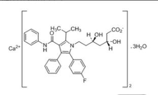 阿托伐他汀鈣