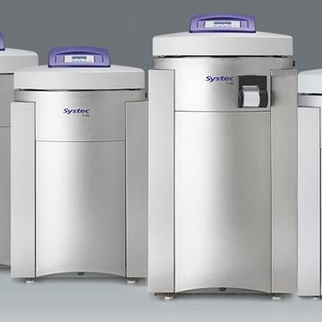 立式灭菌器 Systec V 系列