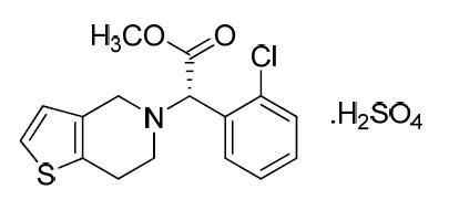 硫酸氫氯吡格雷