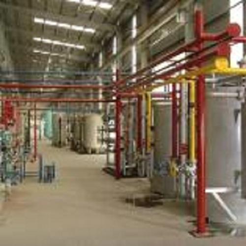 保護氣站系統
