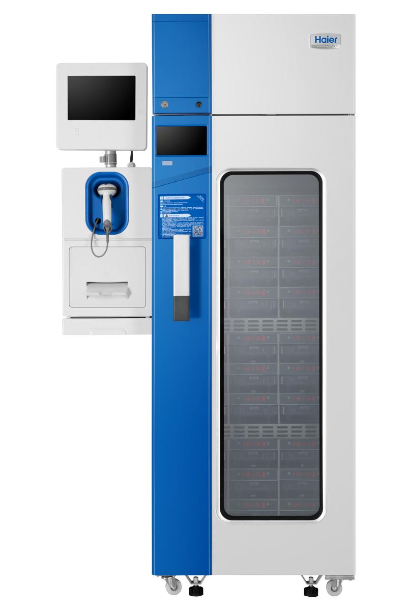 物聯網血液冰箱
