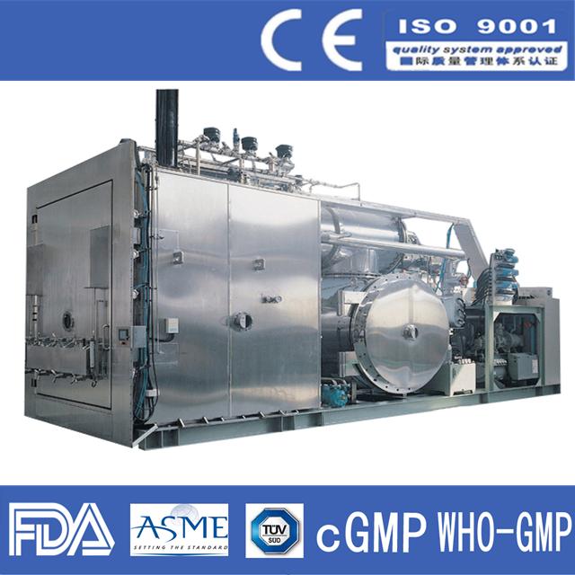 工业型冻干机/大型批量冷冻干燥机