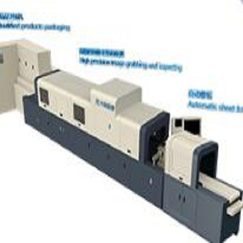 烟标小张检测自动生产线DH-B/DJP420