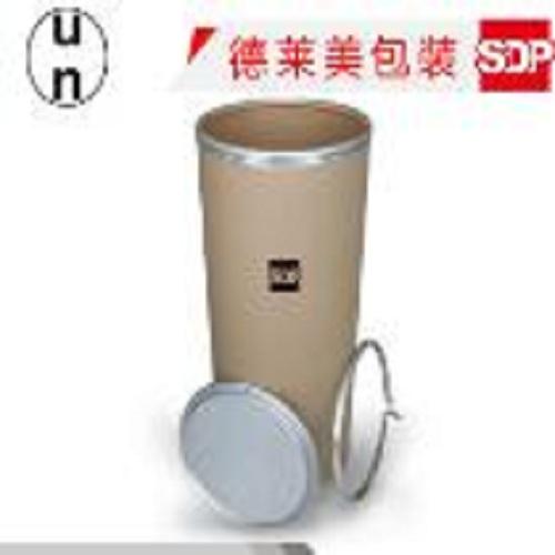 铁盖铁底加强型纸板桶