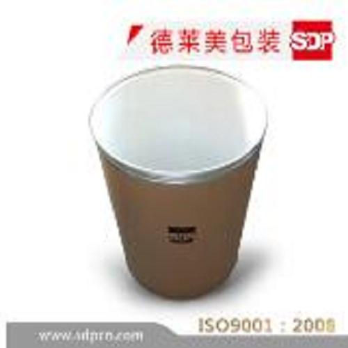 油脂用纸板桶,内覆硅油纸纸桶