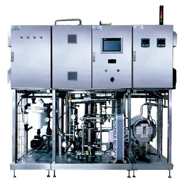 紧凑型符合GMP要求的纯化水机