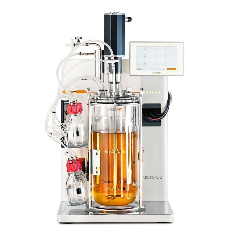 INFORS 标准台式生物反应器