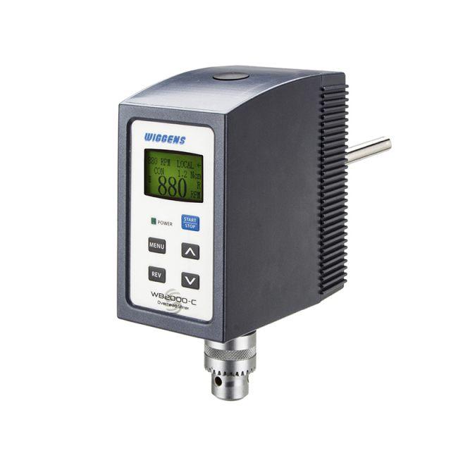 WIGGENS WB2000-C控制型頂置攪拌器
