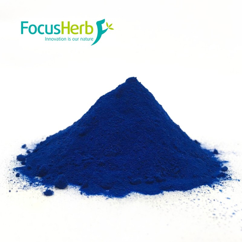 Natural Blue Colorant phycocyanin