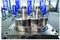 对称爪型单级干式真空泵