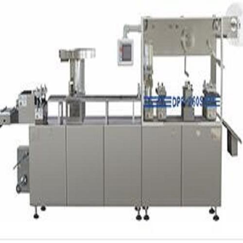 DPP-260/360S  平板式鋁塑/鋁鋁包裝機