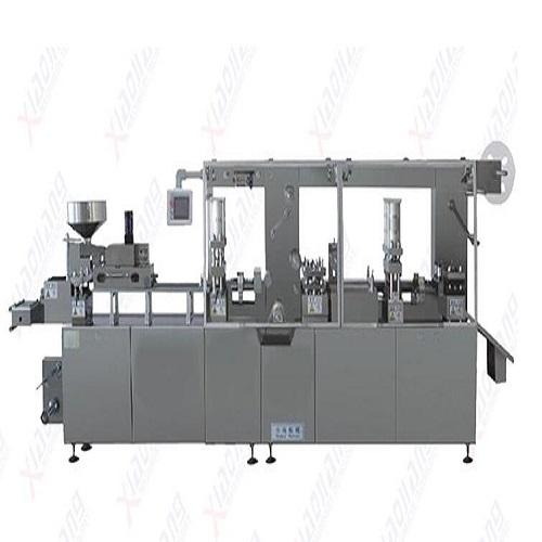 平板式铝/塑/铝泡罩包装机(DPP-260SL)