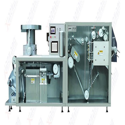 DPH-360辊板铝塑包装机