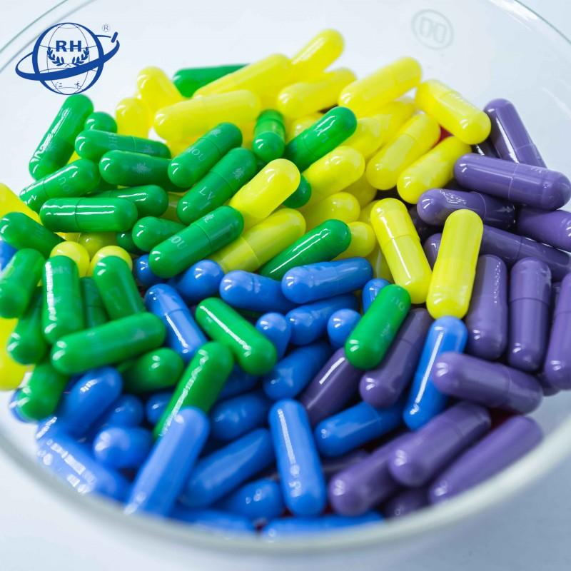 size 00# 0# 1# 2# 3# 4# empty capsules