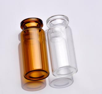 中硼硅玻璃管制注射劑瓶