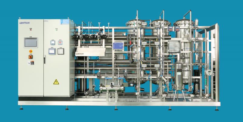 GenAqua PWG 純化水設備系統