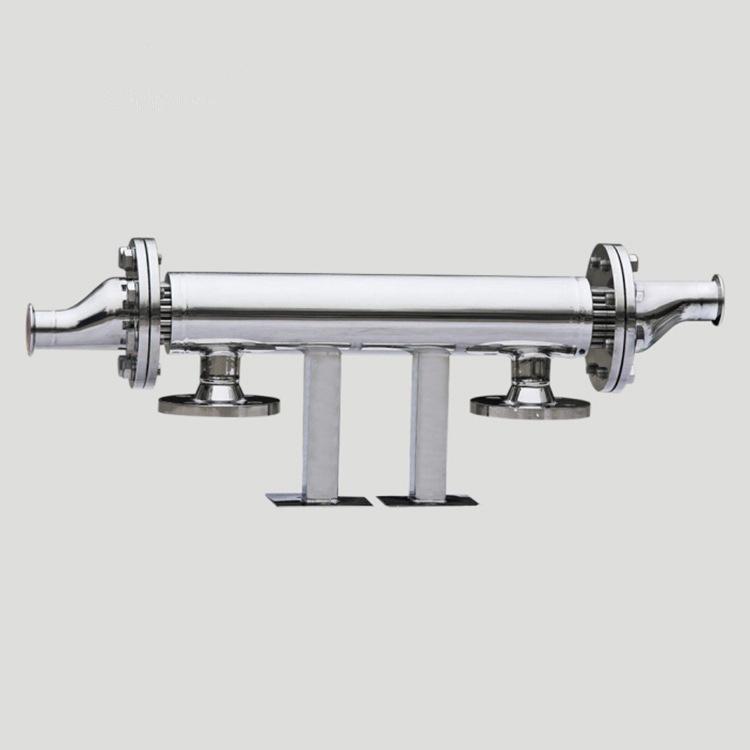 厂家直销**用双管板换热器 纯化水换热器 卫生级双管板换热器
