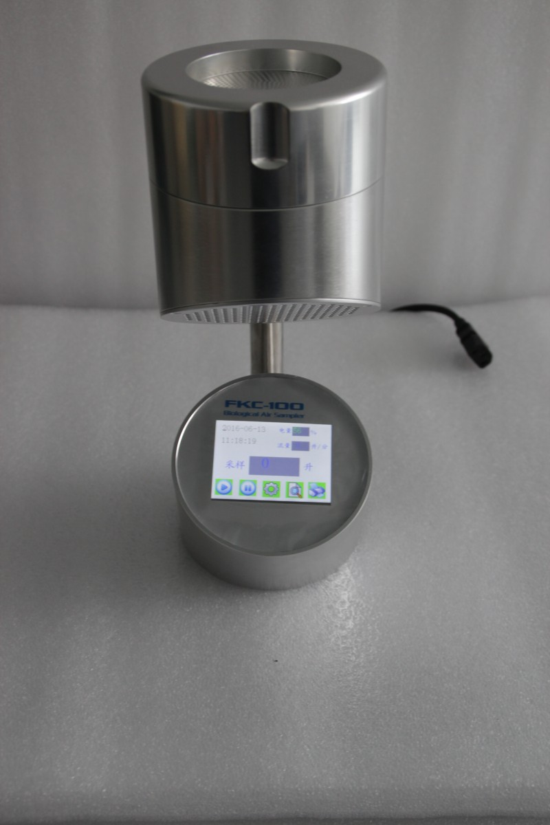 FKC-100型浮游空氣滅菌采樣器
