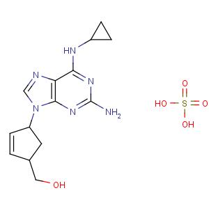 硫酸阿巴卡韋