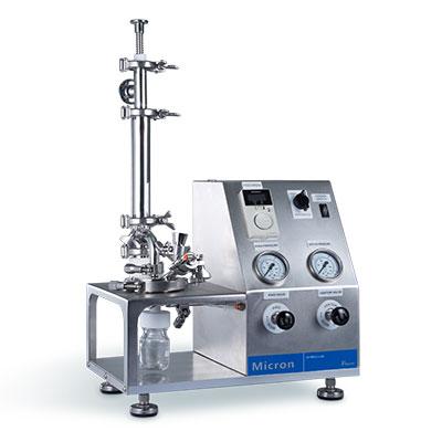 Micron Jet Mill lab超微粉气流粉碎机
