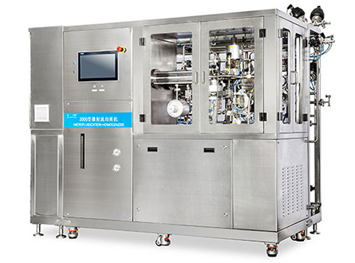 无菌生产型2000微射流均质机