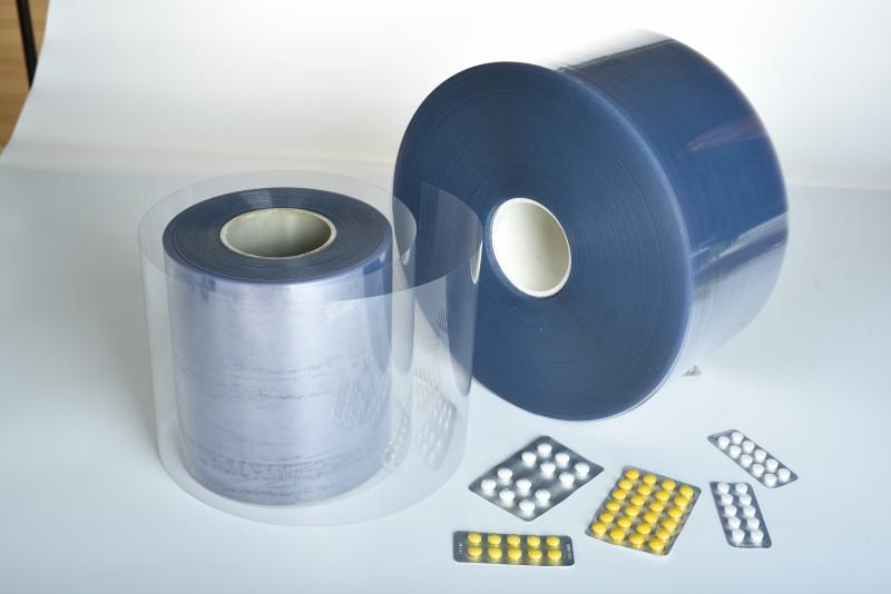 PVC/PE/PVDC 复合硬片