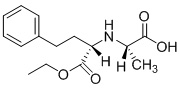 N-[1-(S)-乙氧羰基-3-苯丙基]-L-丙氨酸
