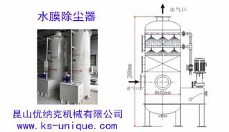 水膜除尘器