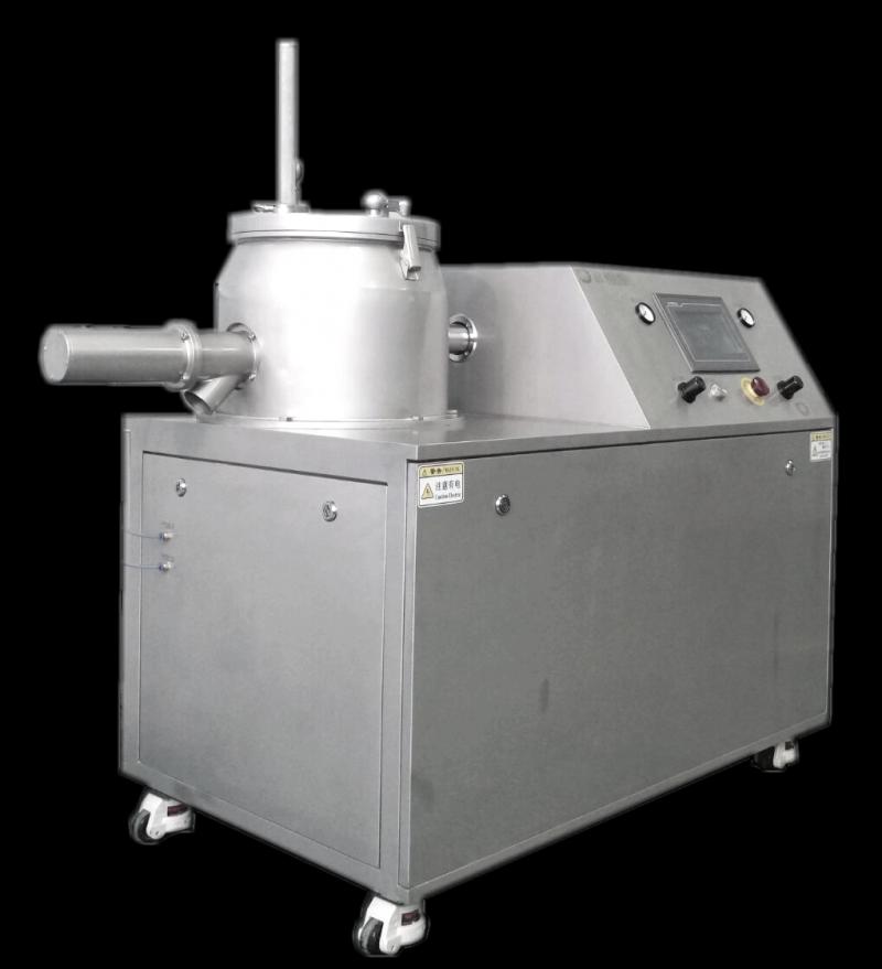 熱熔混合制粒機