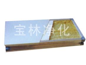 岩棉石膏手工夹芯板
