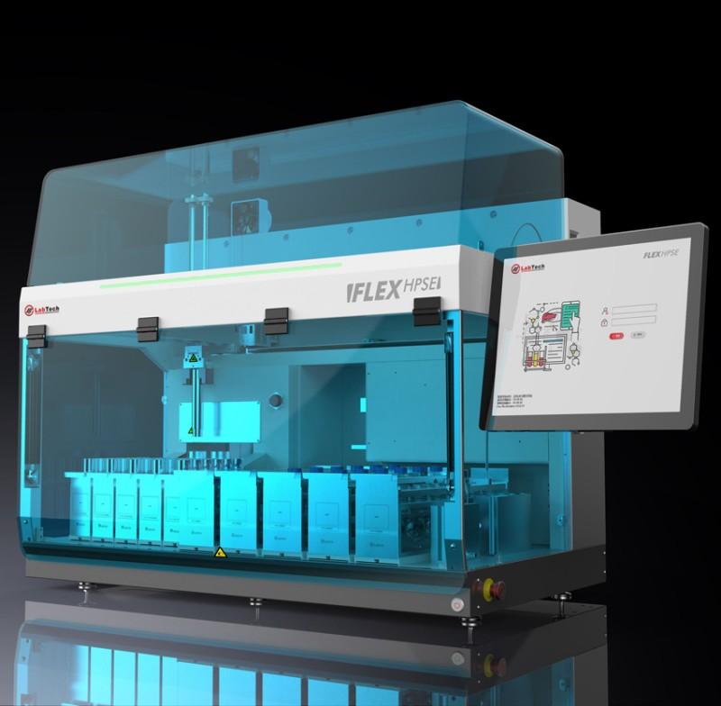 Flex-HPSE全自动**快速溶剂萃取仪