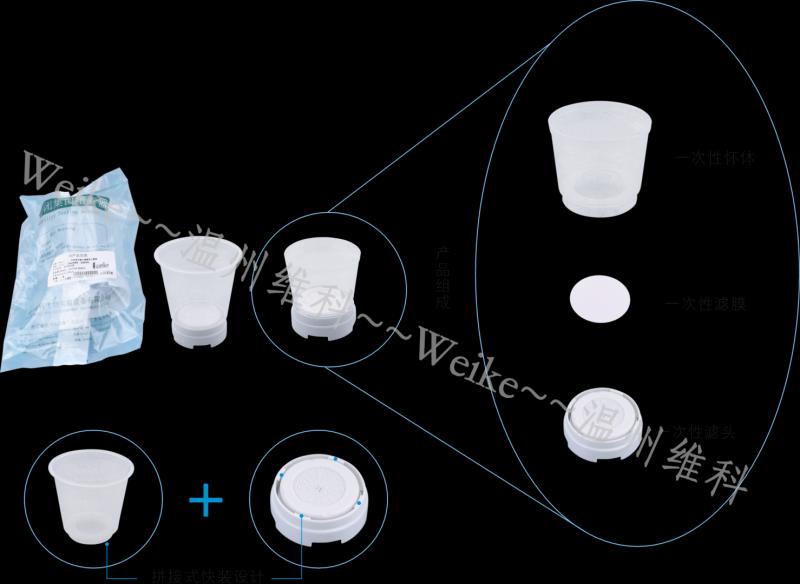 ZW-LotusCNX系列一次性使用过滤器